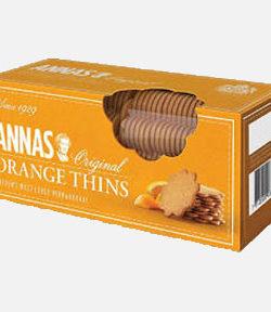 Annas Original Orange Thins 150g