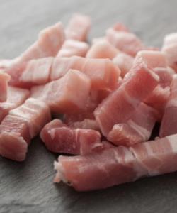 Bacon Lardons 250g