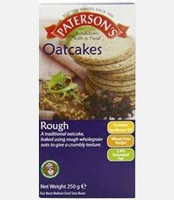 Paterson's Rough Oatcakes