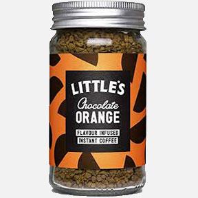 Littles Brazil Coffee Orange Infused