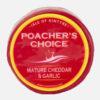 Mature Cheddar & Garlic Isle Of Kintyre Cheese 200g