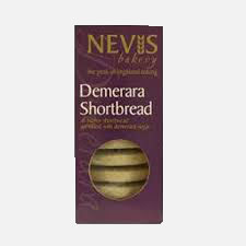 Nevis Demerara Shortbread