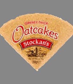 Orkney Thick Oatcakes