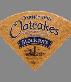 Orkney Thin Oatcakes