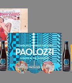 Paolozzi Edinburgh Beer Gift Set