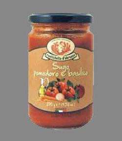 Pomodoro Basilico Sauce