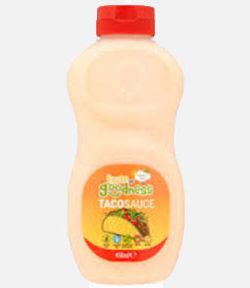 Taste Of Goodness Taco Sauce