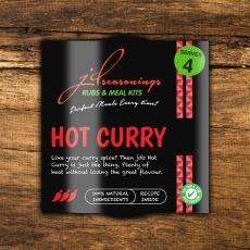 Hot Curry Seasoning