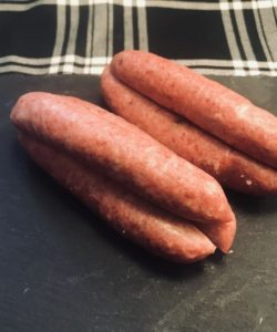 Beef Link Sausages Pack Of 6