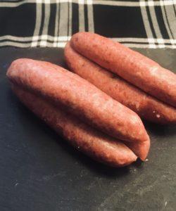 Less 5% Fat Link Sausages X6
