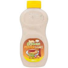 Taste Of Goodness Pepper Sauce
