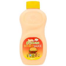 Taste Of Goodness Secret Sauce