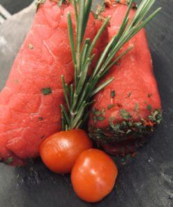 Haggis Beef Olives