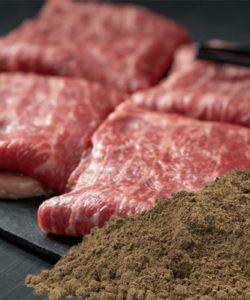 Minute Steak Spiced