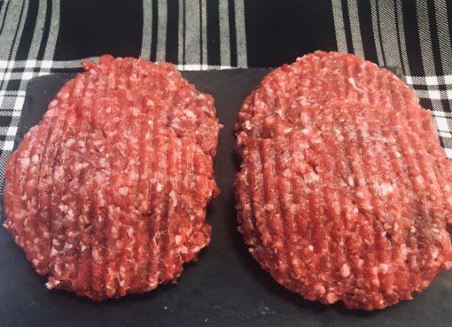 4 Steak Burgers
