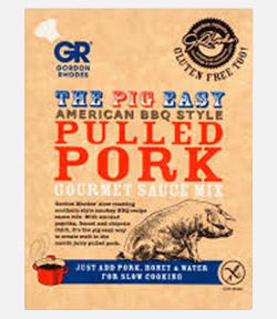 BBQ Style Pulled Pork Sauce Mix