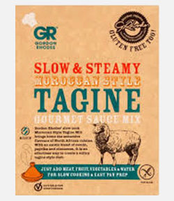 Moroccan Style Tagine Sauce Mix
