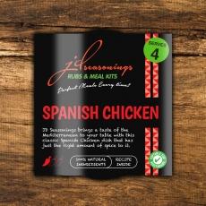 Spanish Chicken Seasoning
