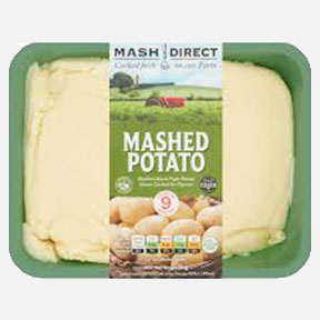 Mashed Potato From Frozen