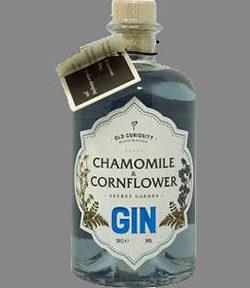 Old Curiosity Gin Chamomile & Cornflower 50cl