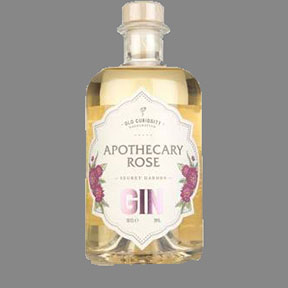 Old Curiosity Gin Apothecary Rose 50cl