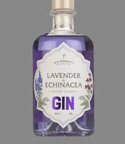 Old Curiosity Gin Lavender & Echinacea 50cl