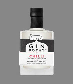 Gin Bothy Chilli Infused