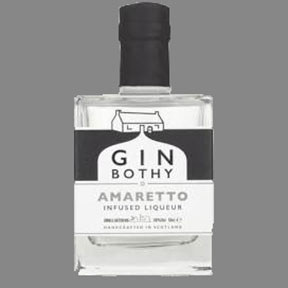 Gin Bothy Amaretto Infused