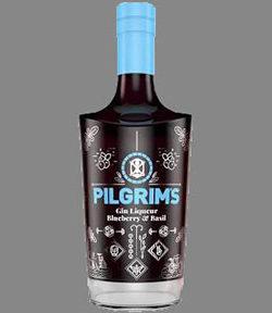 Pilgrims St Andrews Blueberry & Basil Gin Liqueur 50cl