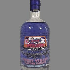 Old Skool Gin Sweet Violet