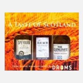 Taste Of Scotland 3 Pack